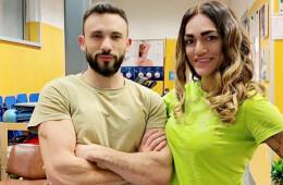 Dott. Daniele Morfino e Dott.ssa Sara Leone